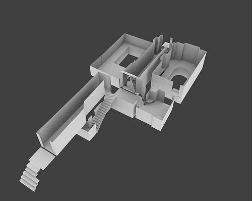 RomanBath3Dmodel